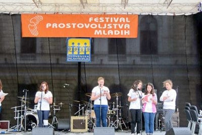 13. festival prostovoljstva v Ljubljani (maj 2013)