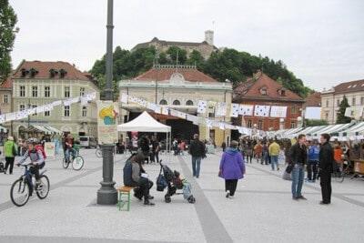 13. festival prostovoljstva v Ljubljani - Trepetlika