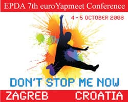 EPDA 7th euro Yapmeet Conference (oktober 2008)