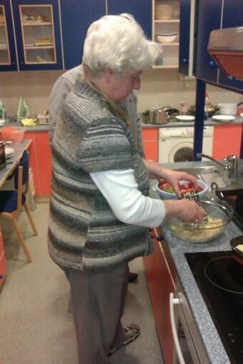 Kuharska delavnica - Trepetlika