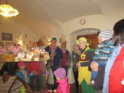 Srečanje društev na Češkem - Trepetlika