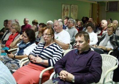 Tabor bolnikov s parkinsonovo (Izola 2015) - Trepetlika