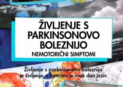 Življenje s parkinsonovo boleznijo 2, nemotorični simptomi