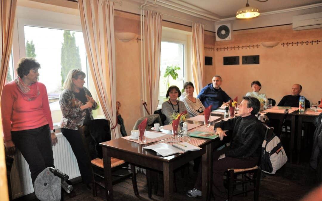 Srečanje članov društva Trepetlika z zasavskega konca (marec 2018)