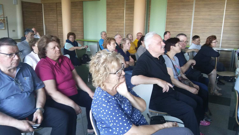 Trepetlika srečanje Nova Gorica
