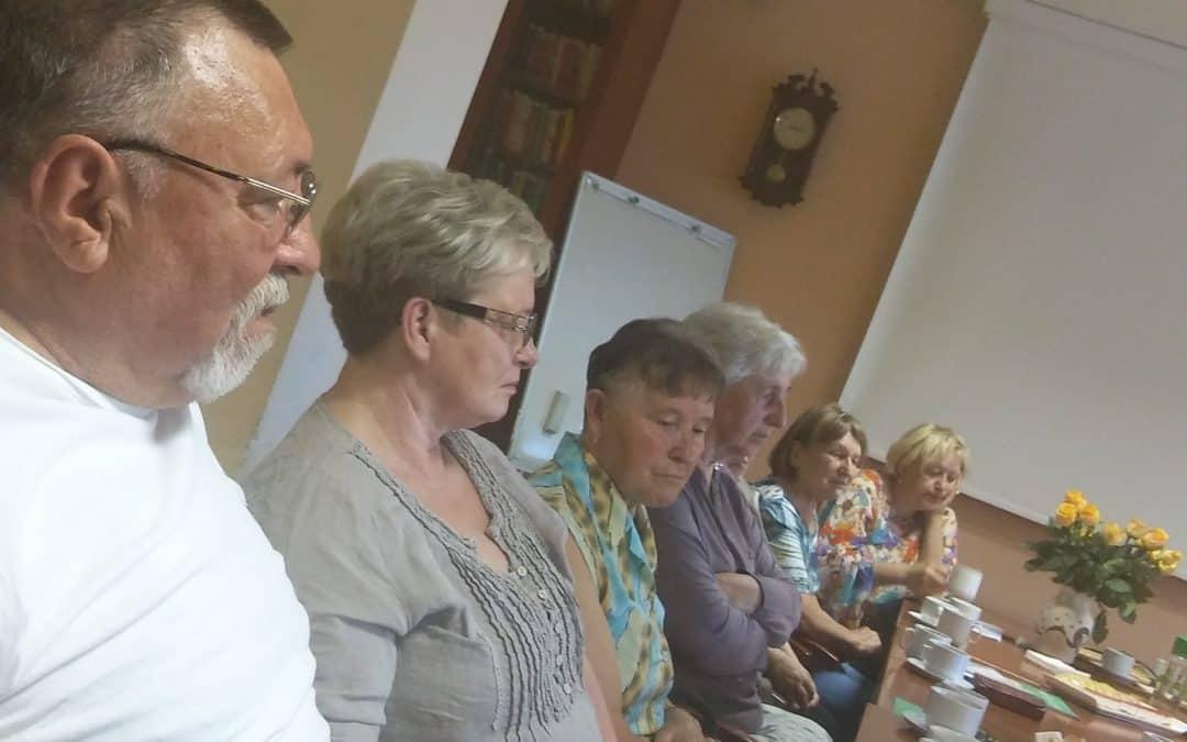 Srečanje članov in zainteresirane javnosti- NOVO MESTO