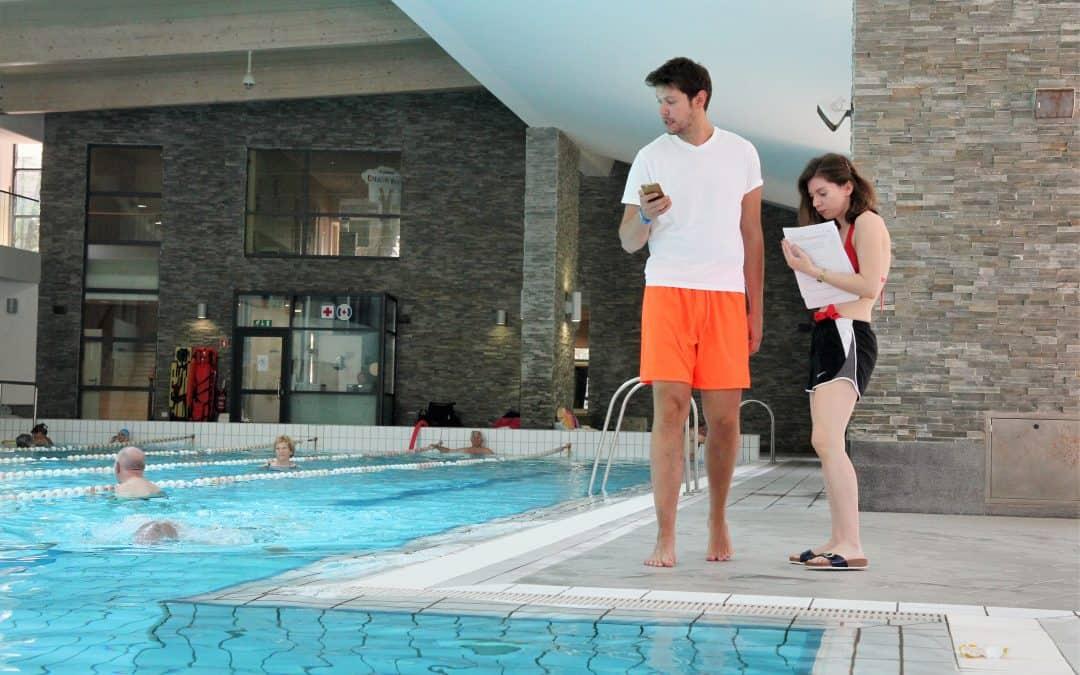 Plavalna sposobnost pri bolnikih s parkinsonovo boleznijo
