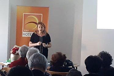 Srečanji članov in zainteresirane javnosti v Kranju in Mariboru