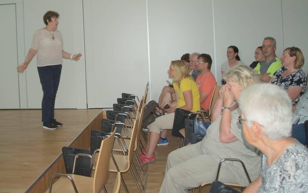 Druženje in izobraževanje v Radovljici