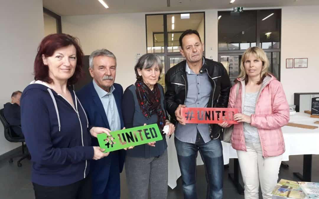 Srečanje članov v MC Center- Maribor