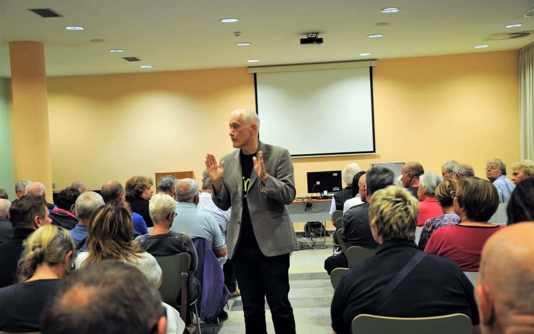 Podpora obolelim in njihovim svojcem prof. dr. Zvezdana Pirtoška