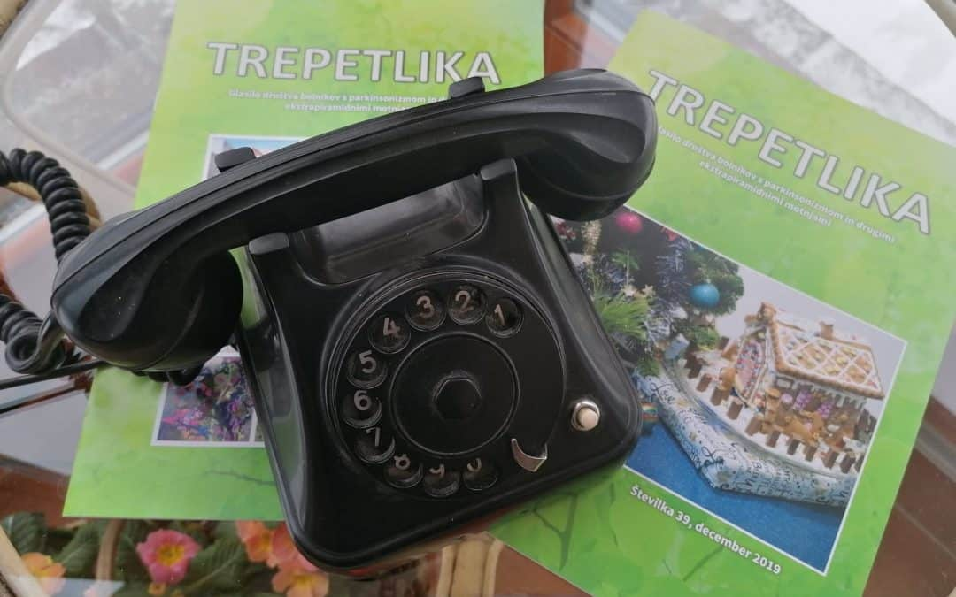 Psihološka podpora po telefonu