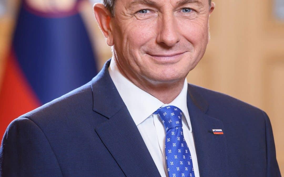 Predsednik Republike Slovenije Borut Pahor je častni pokrovitelj 1. državnega prvenstva igralcev namiznega tenisa s Parkinsonovo boleznijo